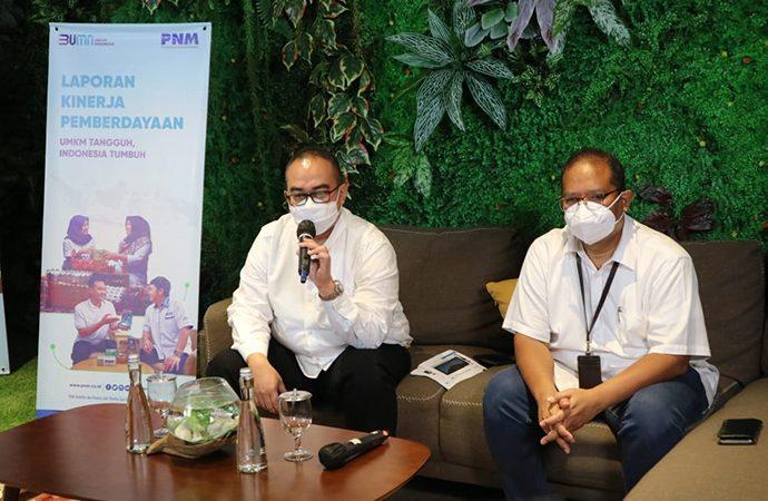PNM Siap Salurkan Pinjaman Rp38 Triliun Untuk Bantu UMKM