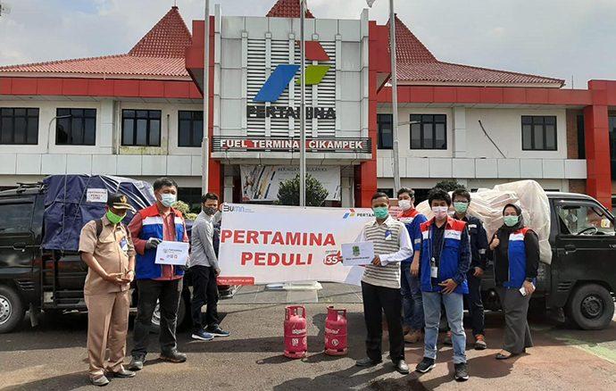 Banjir di Subang, Pertamina Pastikan Penyaluran LPG dan BBM Aman