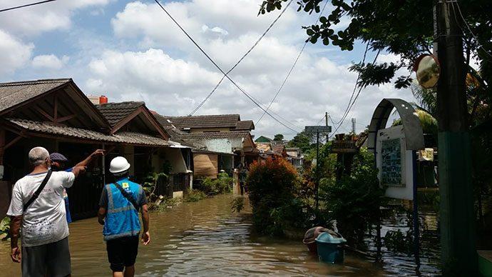 PLN Pastikan 99% Kelistrikan di Tangerang Sudah Pulih