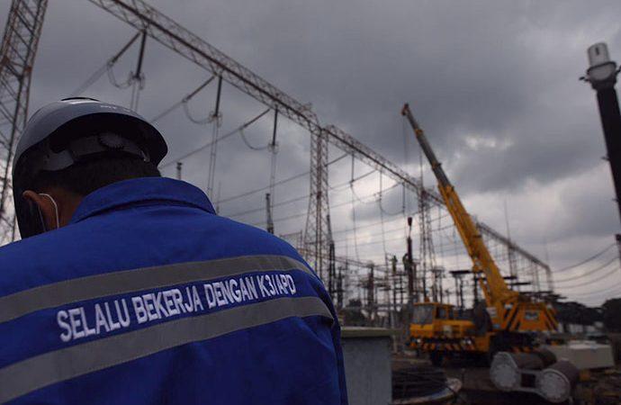 Pemeliharaan GITET, PLN Pastikan Sistem Jawa Bali Andal Hadapi Cuaca Ekstrem