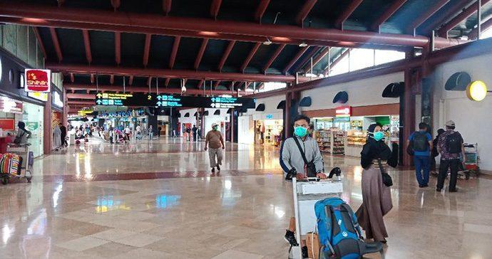 Gara-Gara Covid-19, Jumlah Wisman ke Indonesia 2020 Anjlok Drastis