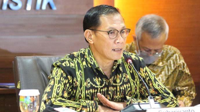 BPS Umumkan Pertumbuhan Ekonomi Indonesia Masih Minus Di Triwulan IV 2020