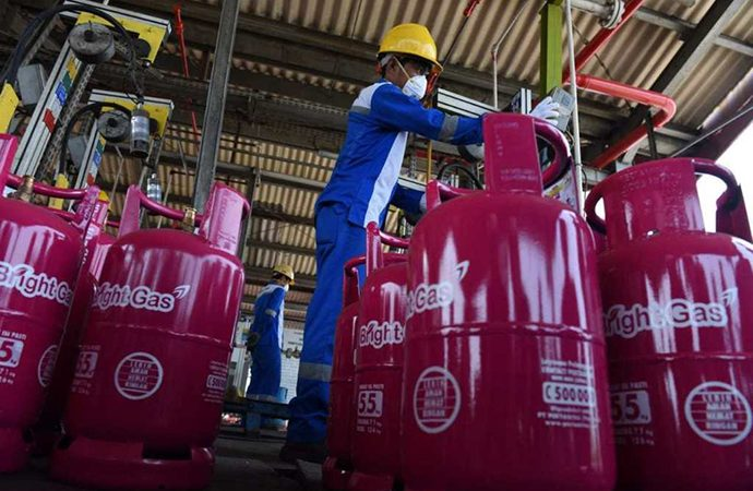 Trend Penjualan LPG Non Subsidi Meningkat, Masyarakat Sulawesi Beralih ke Bright Gas