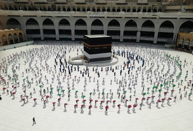 Keluhkan Kebijakan Larangan Masuk Arab Saudi