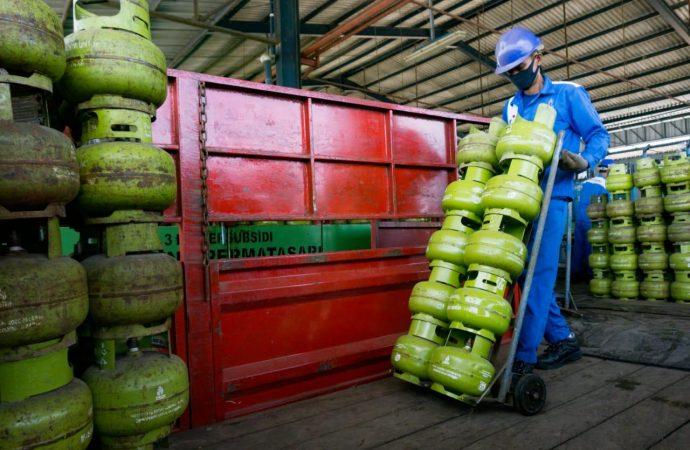 Pertamina Pastikan Stok LPG di Tasikmalaya Aman