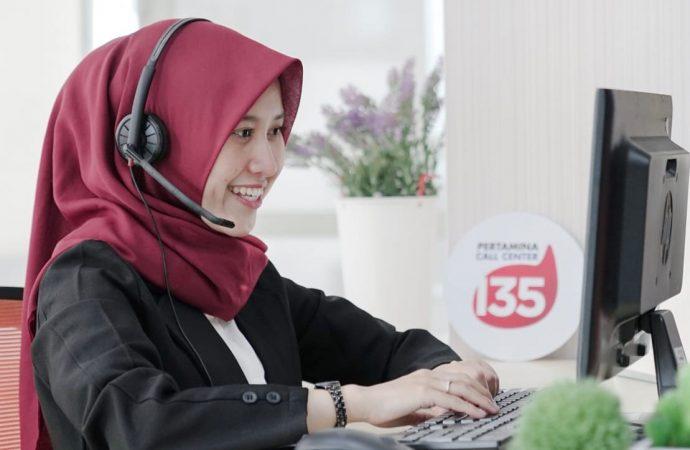 Single Contact Center 135 Optimalkan Layanan Pertamina