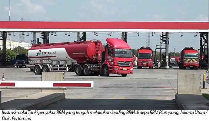 Pertamina : Distribusi BBM dan LPG Aman Paska Banjir