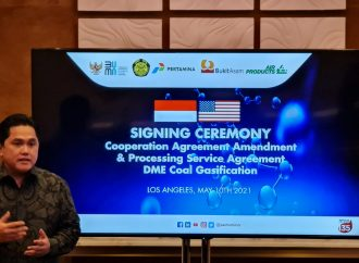 Proyek Gasifikasi Pertamina PTBA, Pangkas Impor LPG dan Tingkatkan Perekonomian Nasional