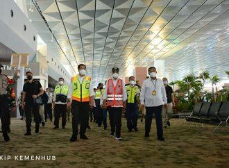 Pelayanan Bandara Soetta dan Pelabuhan Tanjung Priok Tetap Dibuka
