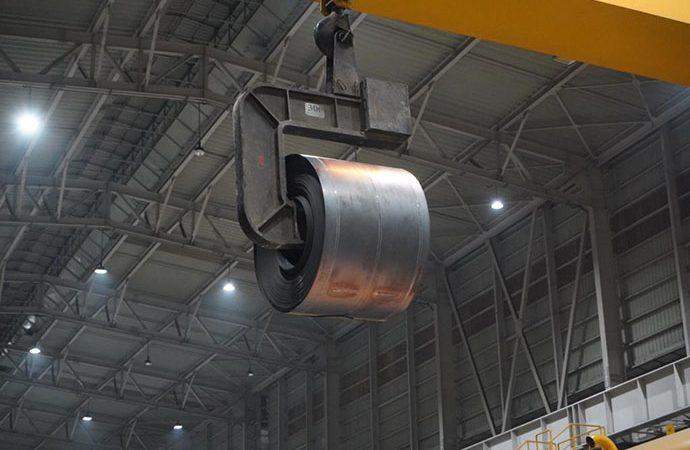 Krakatau Steel Sukses Operasikan Pabrik Barunya