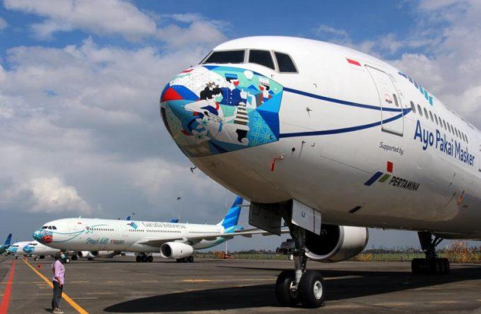 Asik Nih, Terbang Naik Garuda Bisa Dapat Diskon 25 Persen