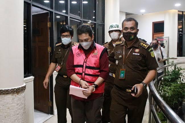 Bos PT ICR Tersangka Korupsi IUP Batu Bara Resmi Ditahan