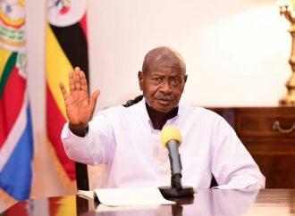 Pidato Covid Terbaik Presiden Uganda Untuk Bangsanya