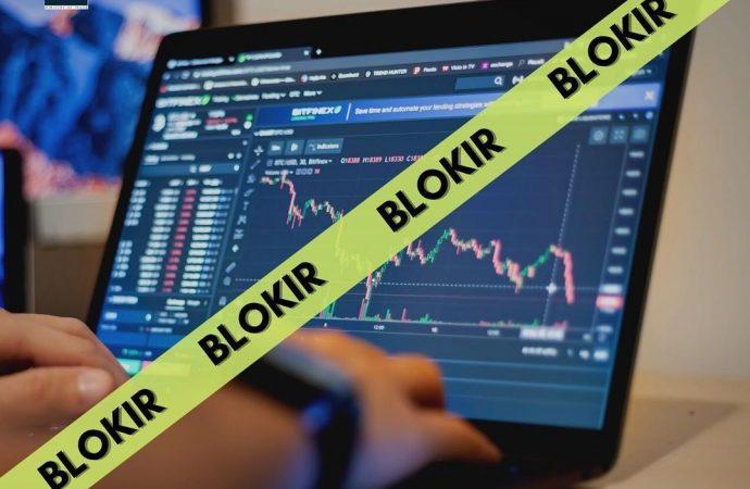 Kemendag Blokir 622 Situs Perusahaan Pialang Tak Berizin
