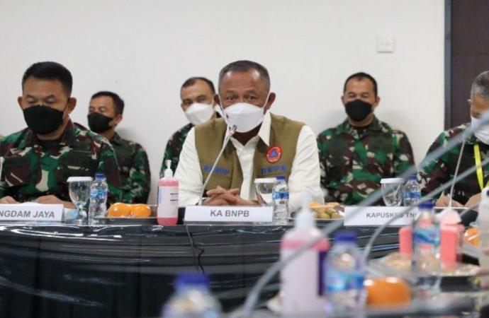 Kurangi Beban RS, BNPB Minta Multi Pihak Bantu Penyediaan Tempat Isoman
