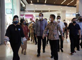 Pemerintah Mulai Uji Coba Pembukaan Mall