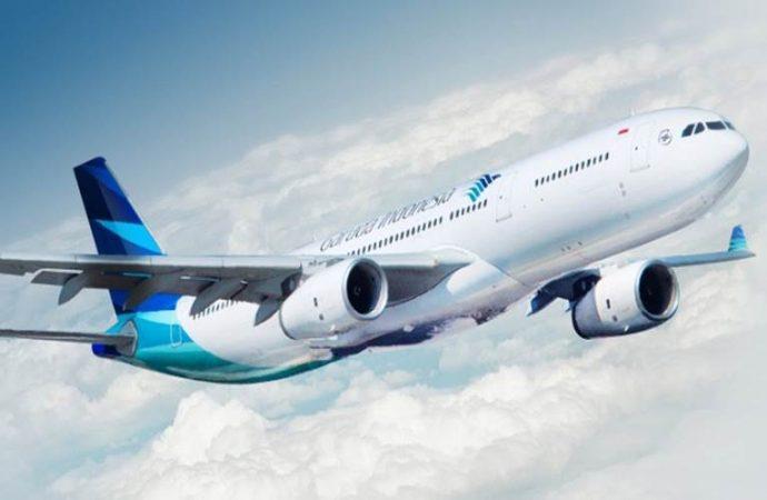 Garuda Uji Coba Gunakan IATA Travel Pass Untuk Penerbangan Internasional
