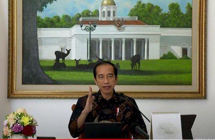 Permudah Perizinan, Jokowi Resmikan Layanan OSS Berbasis Risiko