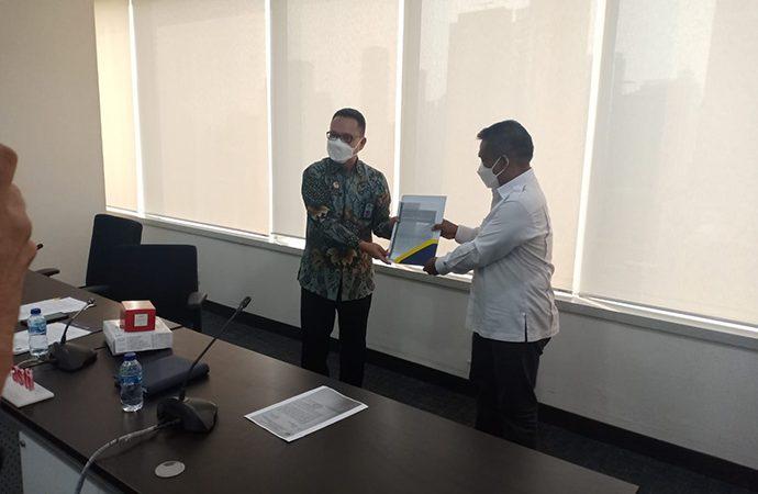 Susun Ranperda HKI, Komisi III DPRD Maluku Studi Banding ke Kemenhumkam