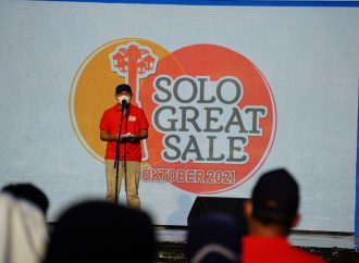 Menkop UKM : Solo Great Sale 2021 Event Strategis Genjot Pertumbuhan Bisnis UMKM
